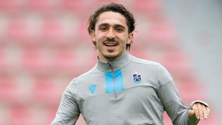 Abdülkadir Ömürden Trabzonspora müjde