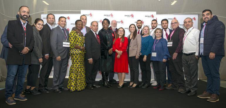 İlk kez Türkiye kökenli milletvekili: Feryal Demirci Clark