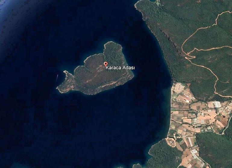 Türk iş insanına aitti Marmaristeki ada sahibinden satışa çıktı