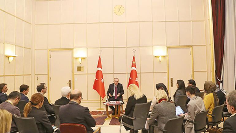Cumhurbaşkanı Erdoğan'dan Simit Sarayı yorumu: Tasvip etmem mümkün değil