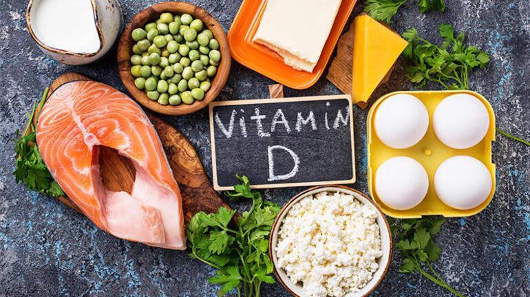 D vitamini eksikliği nedir? D vitamini nelerde bulunur? - Mahmure