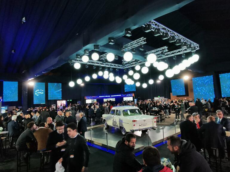Son dakika: Yerli otomobil için tarihi gün İşte Cumhurbaşkanı Erdoğandan ilk sözler