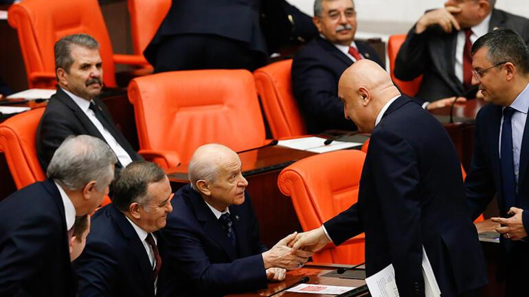 Son dakika haberi: TBMM, Libya tezkeresi için toplandı