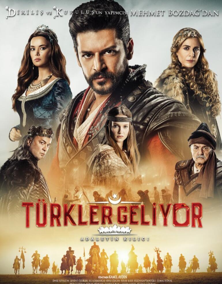 'Türkler Geliyor'un klibine 20 milyon tık