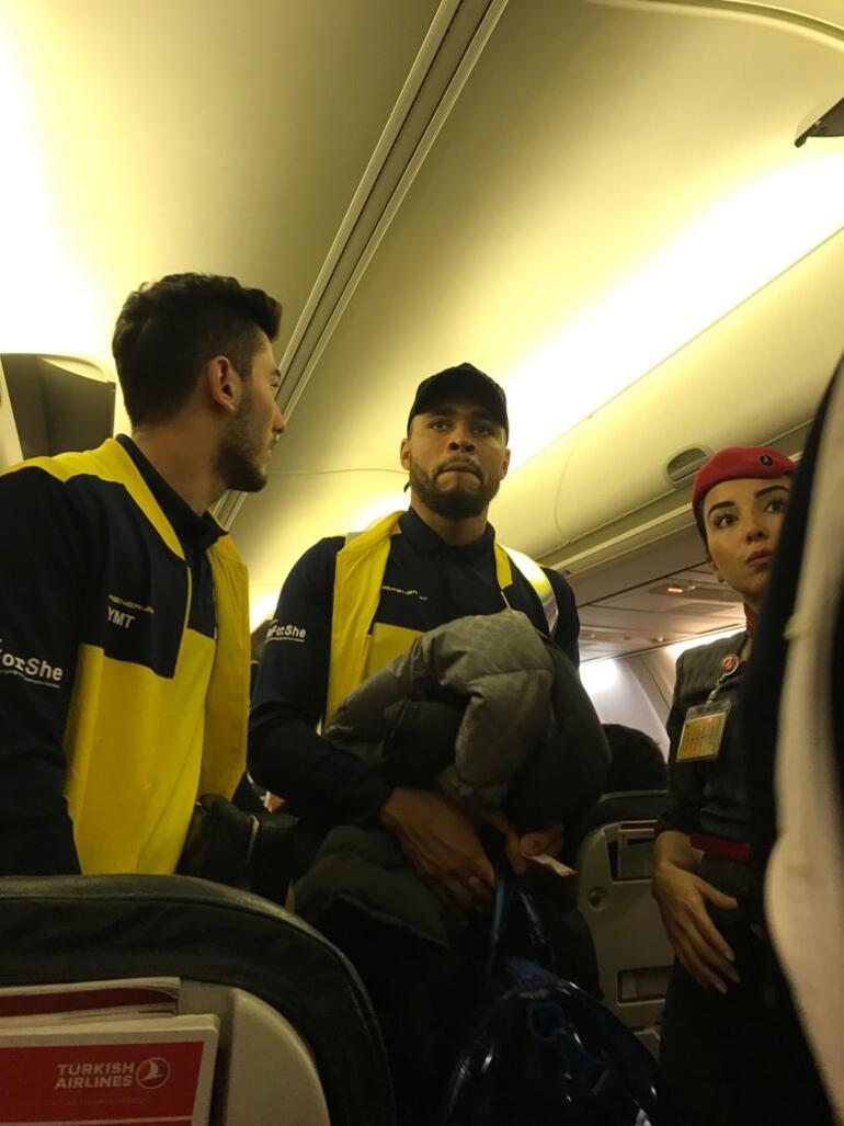 Fenerbahçenin yeni transferi Falette İstanbula dönüyor