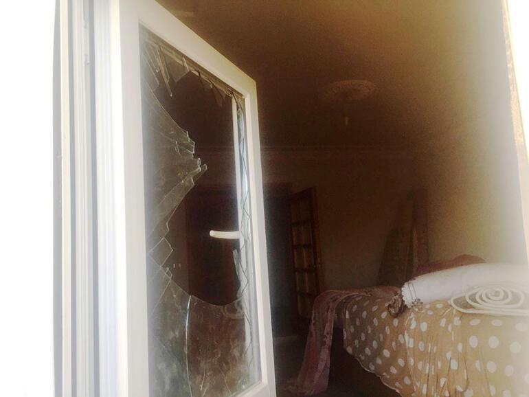 Gurbetçinin Kulu'daki evine hırsız girdi