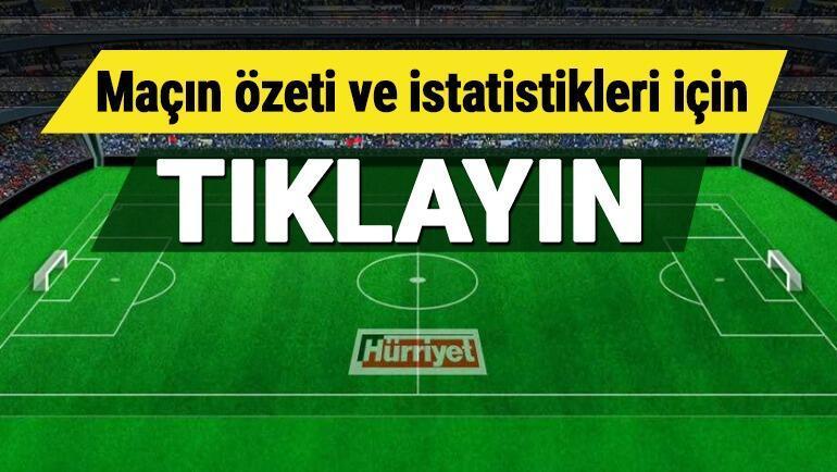 BB Erzurumspor 3-2 Beşiktaş