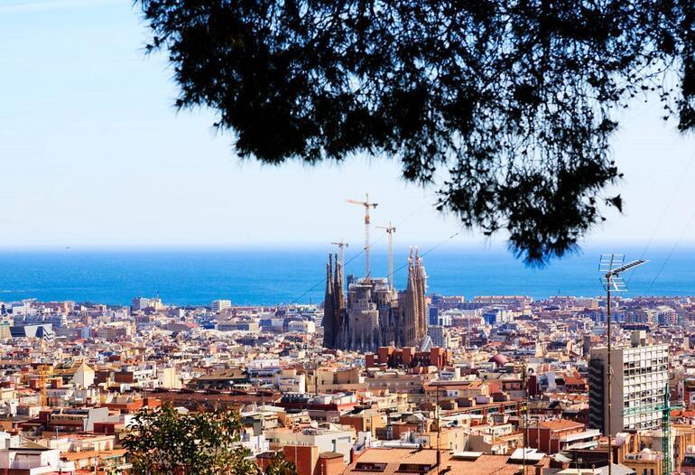 Gaudi'nin izinde Barselona
