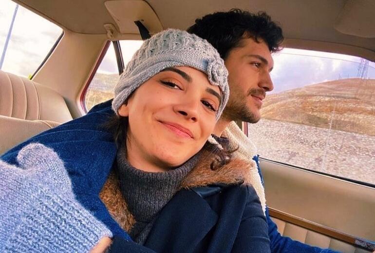 Alperen Duymaz, öğretmen sevgilisi Kübra Kelkit ile gizlice evlendi
