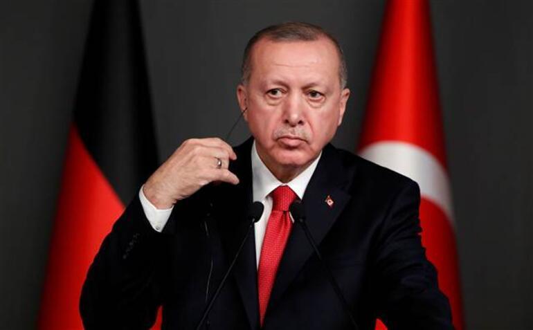Son dakika haberler... Cumhurbaşkanı Erdoğan ve Merkelden ortak açıklama
