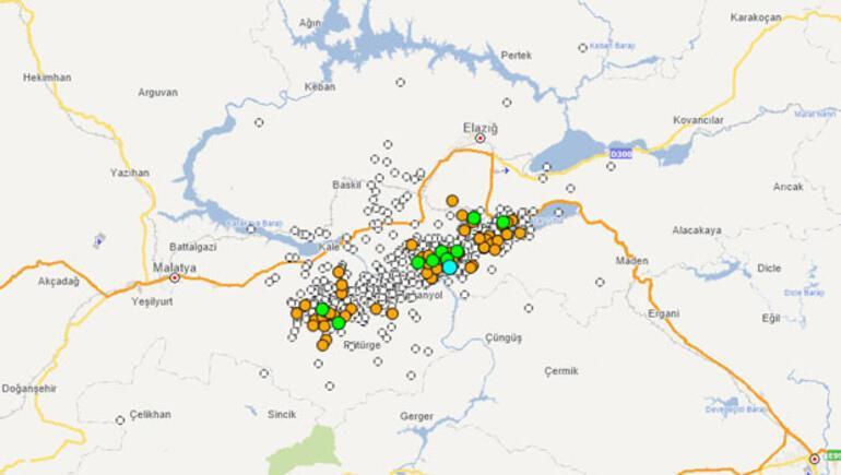 Son dakika haberi Elazığda son durum... 788 artçı deprem yaşandı