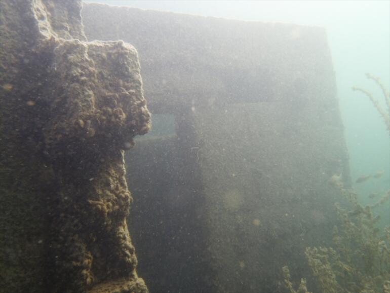 Rumkalenin su altındaki tarihi kalıntıları ziyarete açılacak