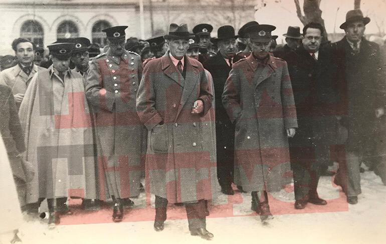 Atatürk'ün daha önce hiç bilinmeyen fotoğrafları Uludağ'dan çıktı