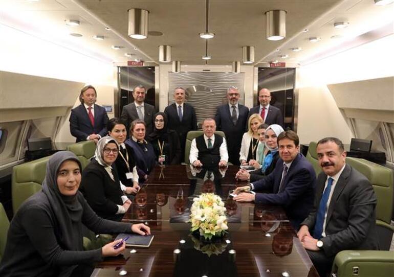 Son dakika haberler... Cumhurbaşkanı Erdoğan: Böyle bir rakamı tahmin etmiyordum