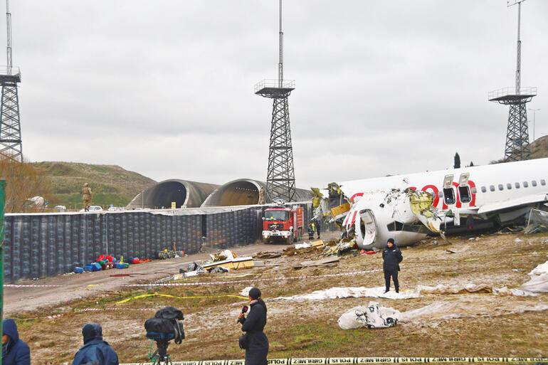 Breaking news: What was the reason for the plane crash in Sabiha Gökçen? Here are two reasons for the accident