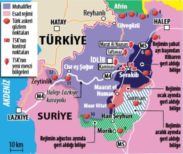 Suriye'de en tehlikeli aşamaya geçiliyor