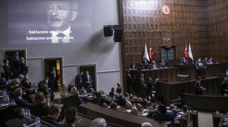 Son dakika haberler... Cumhurbaşkanı Erdoğan: FETÖnün en önemli siyasi ayağı Kılıçdaroğlu ve ekibidir