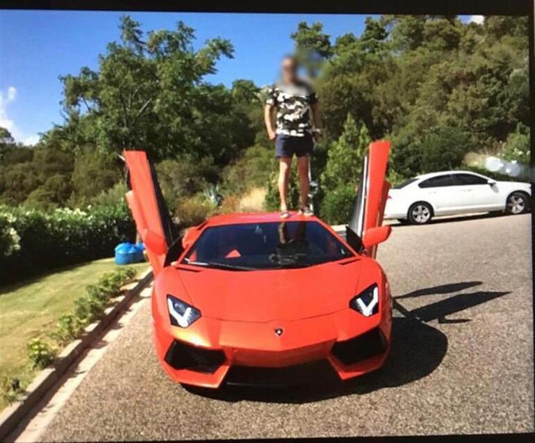 İş adamlarını 3 milyon dolar dolandırdı iddiası... Lüks araçlarla poz vermiş
