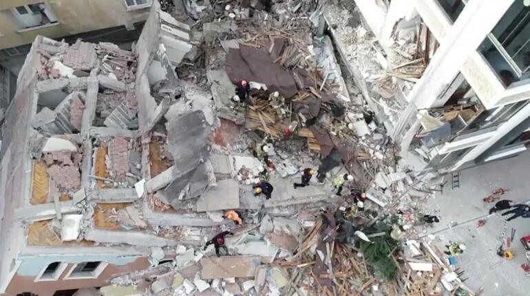 Son dakika haberler: İstanbul Bahçelievlerde 7 katlı bina çöktü İstanbul Valiliğinden flaş açıklama geldi