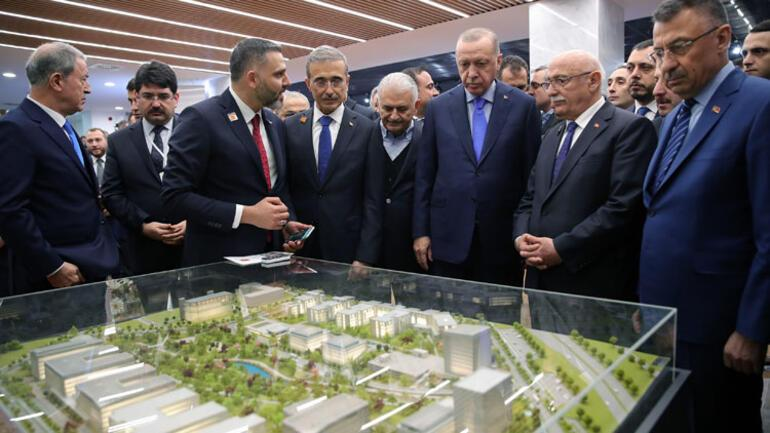 Cumhurbaşkanı Erdoğan: Buradan iş dünyamıza sesleniyorum