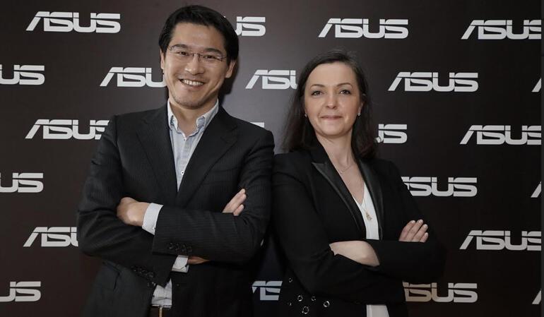 ASUS, yeni kurumsal çözümlerini ortaya çıkardı