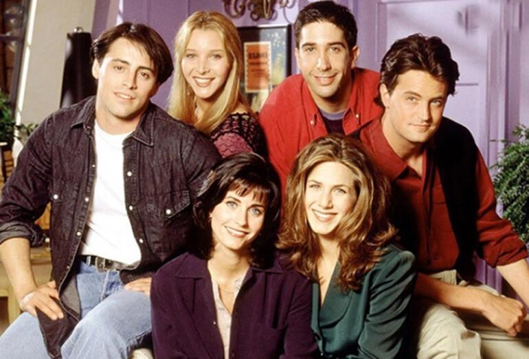 Efsane dizi Friends bir kereliğine geri dönüyor
