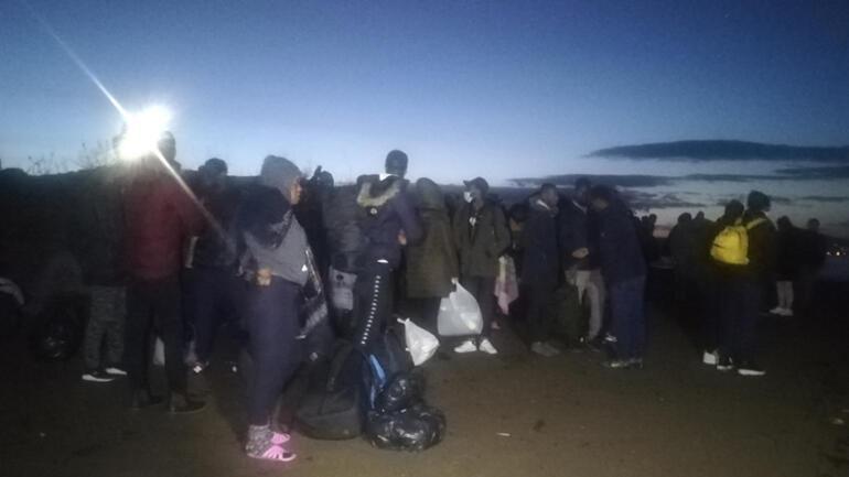 Son dakika haberi... Türkiyenin kararının ardından göçmenler akın akın gidiyor