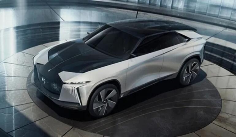 DS Automobiles yeni bir otomobil silüeti geliştirdi