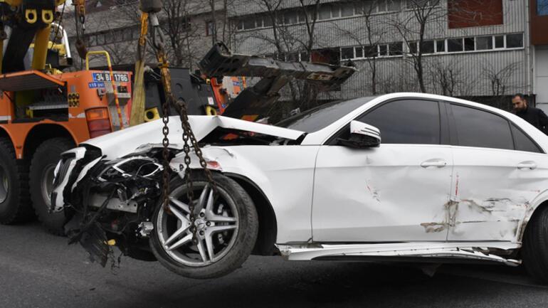 Son dakika haberler: Tem Otoyolu Ankara istikametinde kaza