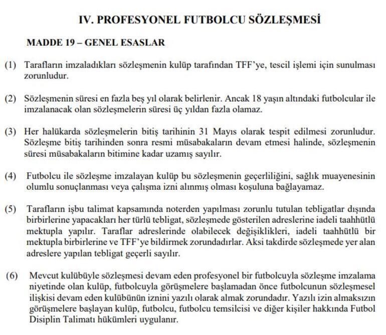 Son Dakika | Süper Lig ertelendi, futbolcuların sözleşmeleri uzayacak mı İşte cevabı...