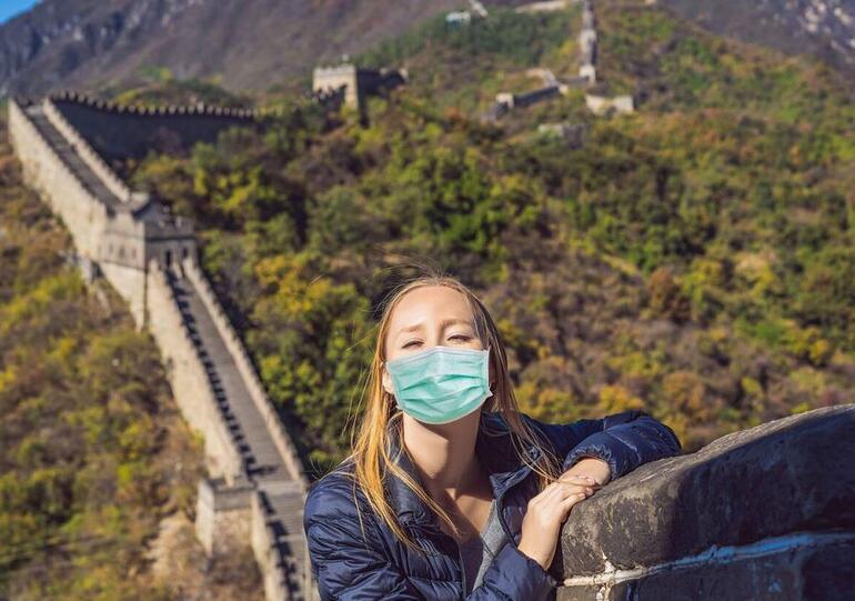 Çinde hayat normale dönüyor Yeniden ziyarete açıldı...