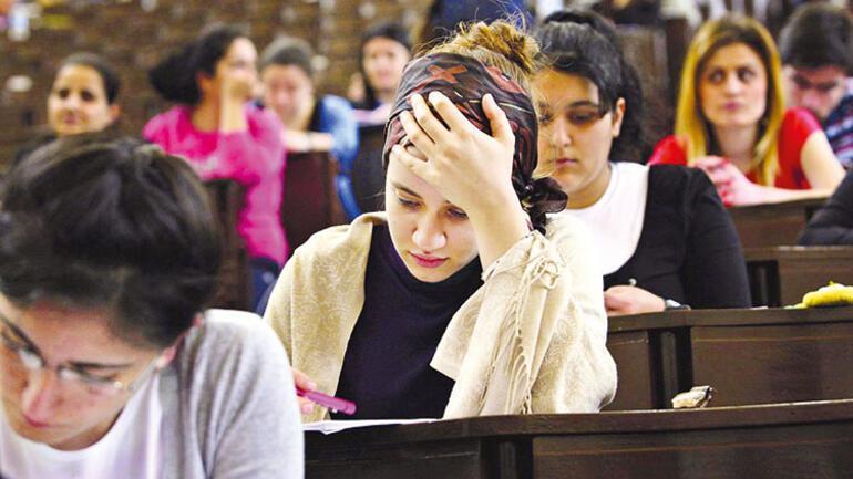 Üniversiteye giriş sınavı 25-26 Temmuz'da
