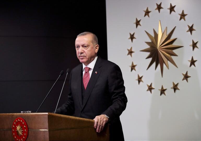 Cumhurbaşkanı Erdoğan, Biz bize yeteriz Türkiyem dedi ve ekledi: Milli dayanışma kampanyası başlatıyoruz