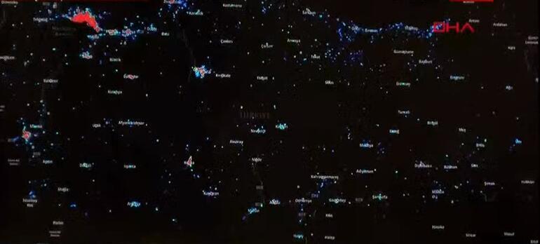 Son dakika haberi: Bakan Koca Türkiyede corona virüsün yoğun olduğu illeri bu haritayla açıkladı