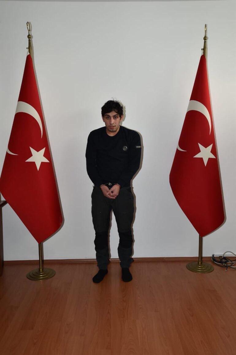 MİT ve İsveç makamları koordineli çalıştı Yakalanıp Türkiyeye getirildi
