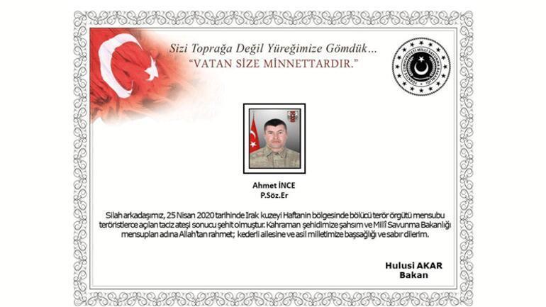 Son dakika haberler: Haftaninde terör saldırısı: 1 asker şehit