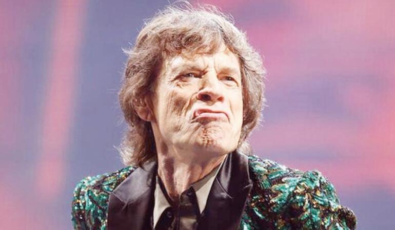 Mazhar Alanson'dan Mick Jagger'a: Sen bir köçeksin