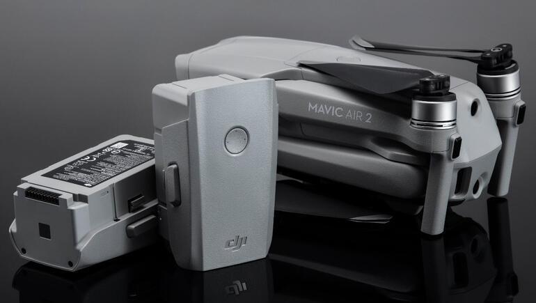 Mavic Air 2 tanıtıldı: İşte öne çıkan özellikleri