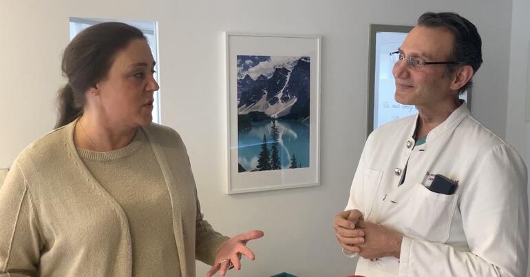 Almanya Türk doktoru konuşuyor... Obeziteye karşı 'EFE'yi geliştirdi...