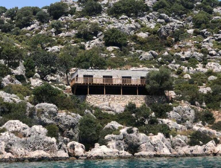 Belediye başkanı şaşkına döndü Salgını fırsat bilip villa inşa ettiler