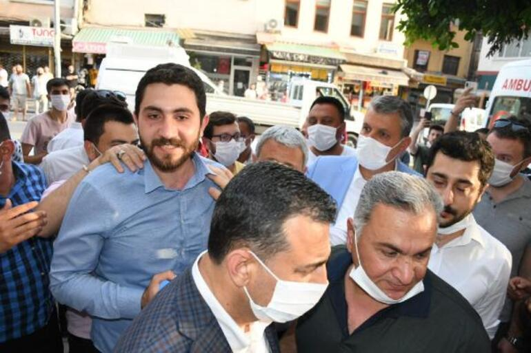 Kaymakama ve Vefa Grubu'na saldırı olayında CHP Gençlik Kolları Başkanı tutuklandı