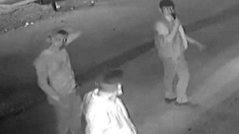Gaziantepte dehşet Gaspçı katiller kameralara böyle yansıdı