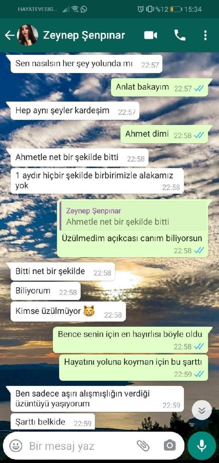 Son dakika haberi: Milli boksör Selim Ahmet Kemaloğlu sevgilisini öldürmüştü... Mesajlar ortaya çıktı