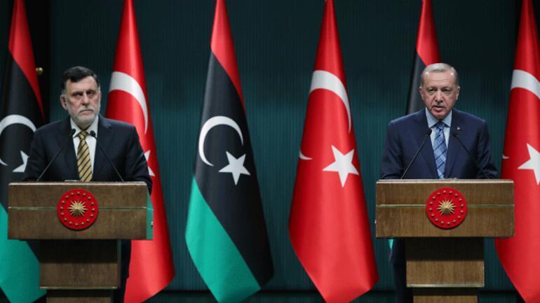 Son dakika haberler: Cumhurbaşkanı Erdoğan'dan Libya çağrısı