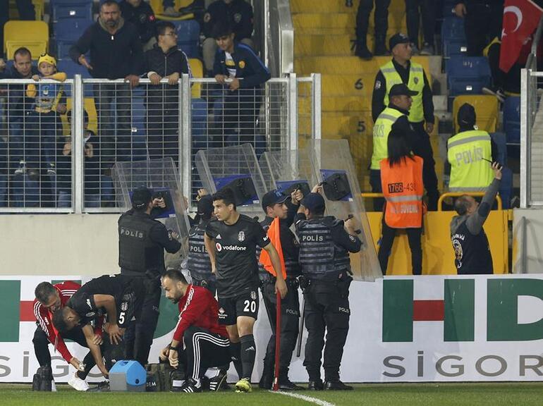 Ankara emniyeti maçlara hazır