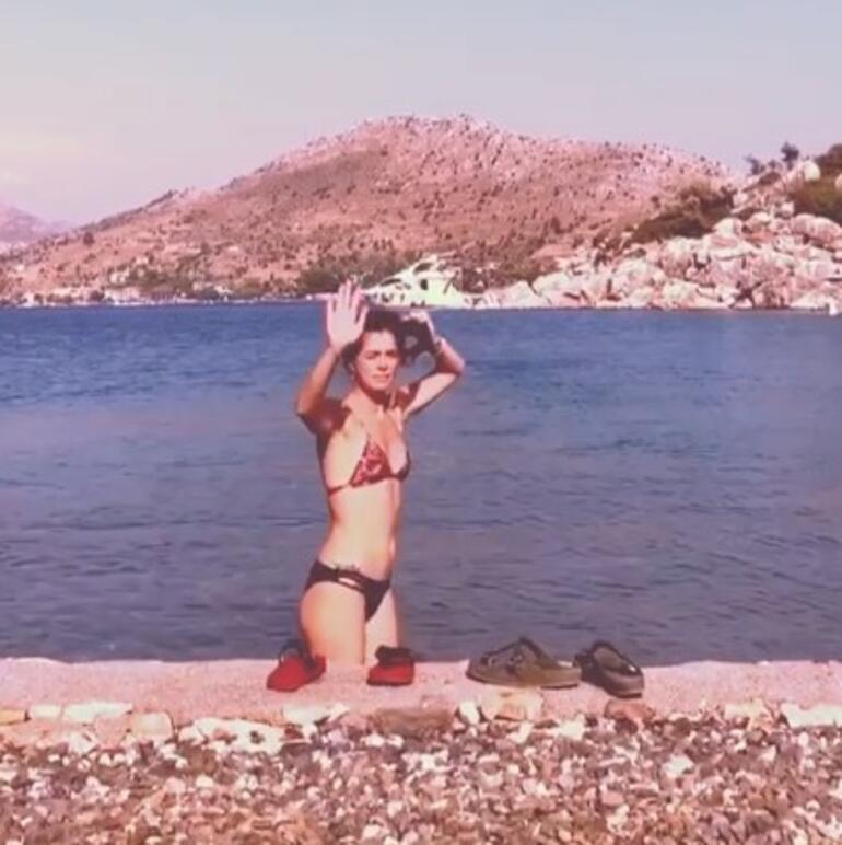 Sevgililerden tatil molası