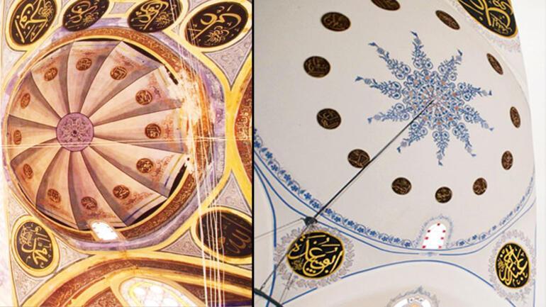 Nasrullah Kadı Camisi'nin son hali tartışma yarattı: Badana mı restorasyon mu