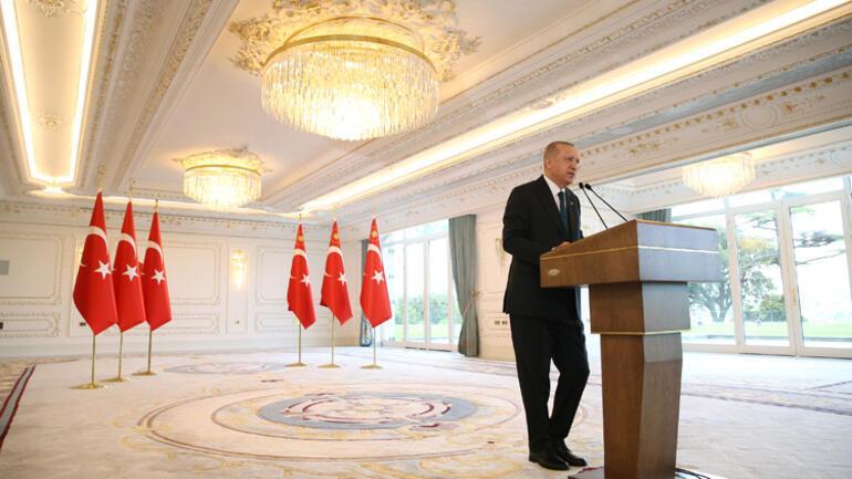 Son dakika haberler... Trakya için tarihi gün Cumhurbaşkanı Erdoğandan kıdem tazminatı açıklaması
