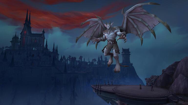 World of Warcraft Shadowlands nasıl olacak Geliştirici notları yayınlandı