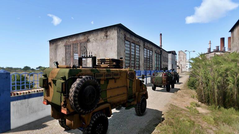 Türkiyenin yerli silahları oyunlara girdi